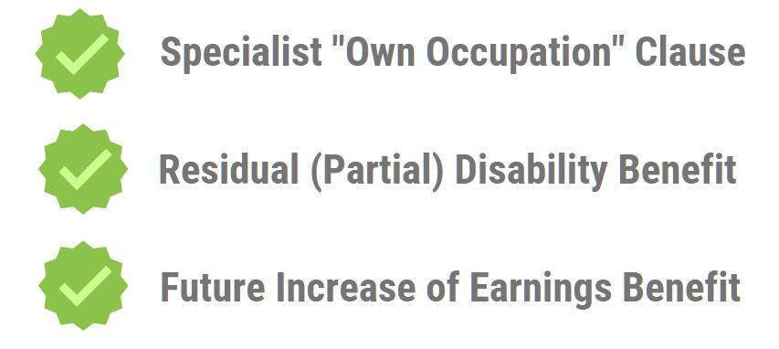 Disability Insurance Optometrists